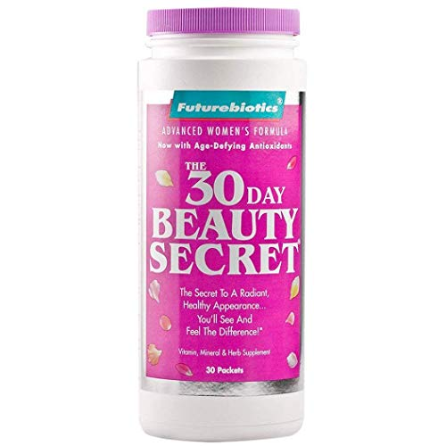 Futurebiotics 30 Day Beauty Secret, 30-Count ()