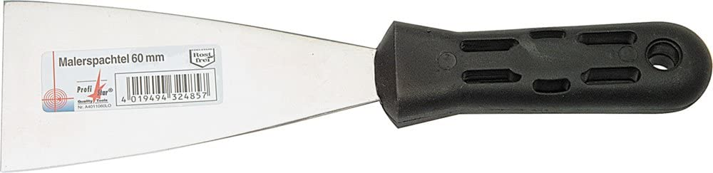 60mm KU-Heft rostfrei flexibles Blatt Haromac A4011060LO Malerspachtel