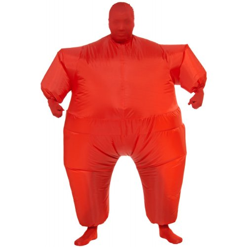 [Morphsuits Mega Morph, Red, One Size] (Mega Morph Suits)