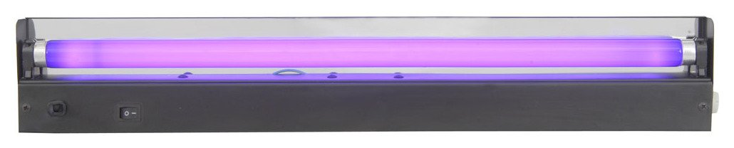 (UK version) Black light box, ultra violet, T8, 600mm, 20W by QTX