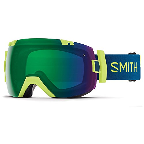 Smith I/O X Asian Fit Snow Goggle - Cargo/Ignitor Mirror Lens