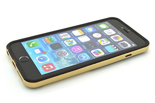 iPhone 6S Case, iPhone 6 Cas, Lantier Shock Absorbing hybride Meilleur défenseur de l'Impact robuste Slim Cover Shell Avec extérieure en plastique et caoutchouc intérieur en silicone pour iPhone 6 / 6