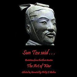 Sun Tzu Said...