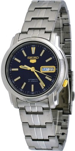Seiko-Mens-SNKL79-Automatic-Stainless-Steel-Watch