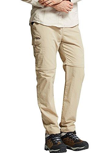 Zip Off Leg Pants - 3