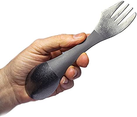 Light My Fire titanium spork cuillère camping couverts