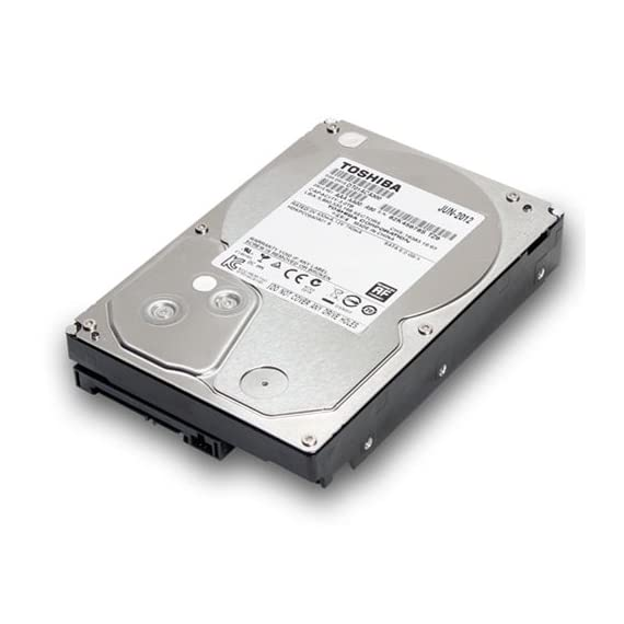 Toshiba 3.5-Inch 7200 RPM SATA3/SATA 6.0 GB/s Hard Drive 4 The SATA interface 7,200 RPM desktop series drives are targeted at desktop all-in-one and gaming PCs, home servers, external HDDs, and consumer electronics products such as set-top boxes and digital video recorders. Serial ATA (SATA) is a serial interface that can operate at speeds up to 6Gb/s.  SATA is scalable and enables easy integration, high performance, and efficient system designs. SATA is the evolutionary replacement for the Parallel ATA (PATA) storage interface. Ramp Load technology restricts the drive's recording head from touching the disk media, resulting in improved protection of the drive while being transported and less wear to the recording head.