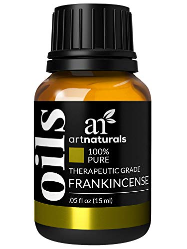 ArtNaturals 100% Pure Frankincense Essential Oil - (.5 Fl Oz / 15ml) - Undilued Therapeutic Grade - Center Comfor and Soothe for $<!--$10.00-->