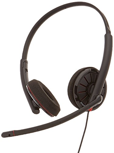 Plantronics 89919-78 Wired Headset, (Plantronics Audio 300 Usb)