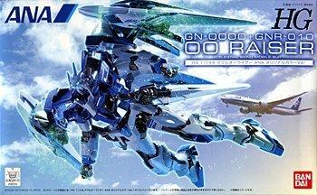 JAPAN ONLYHG 1/144 Scale OO RAISER Gundum ANA Color Ver.