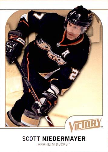 (2009-10 Upper Deck Victory #2 Scott Niedermayer ANAHEIM DUCKS NHL)