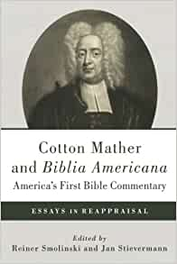 cotton mather essays 1 documentary history of philanthropy and voluntarism in america ©2003 peter dobkin hall i:8doing good in the world: cotton mather and the origins.