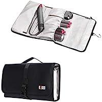 BUBM Travel Portable Storage Bag for Dyson Airwrap Styler,Black