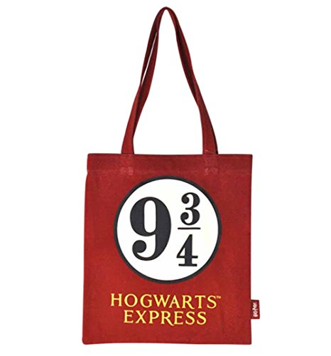 Harry Potter Platform 9 and 3 4 Tote Bag