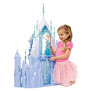 Disney Frozen Palacio de hielo de Elsa, NULL, null