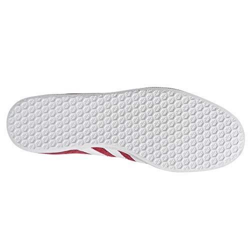 Ftwr White Tenis nobuk Gazelle Burgundy Sneaker Collegiate Trainer Adidas w807BqIw