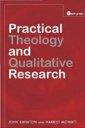 Practical Theology and Qualitative Research