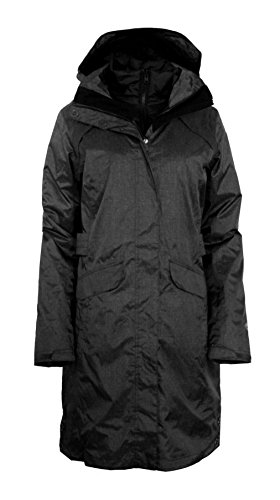 Columbia Black Parka - 7