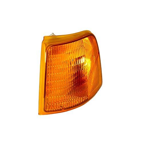 CarPartsDepot 93-97 Ford Ranger Driver Turn Signal Lamp Lens Hsg FO2520118 For F37Z13201A Left ()