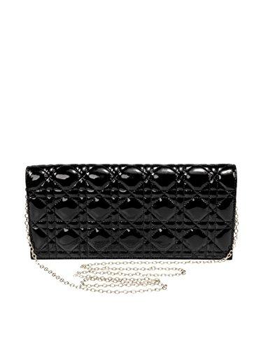Dior Women Handbags (Dior Women's Pochette Evening Pouch, Black)