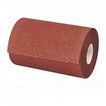 Silverline 708199 Aluminium Oxide Roll 120 Grit, 5 m SLTL4
