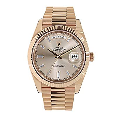 Rolex Day-Date II Automatic-self-Wind Female Watch 228235 (Certified Pre-Owned) from Rolex