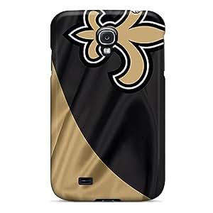 DqW10720mOtK New Orleans Saints Fashion Tpu S4 Case Cover For Galaxy