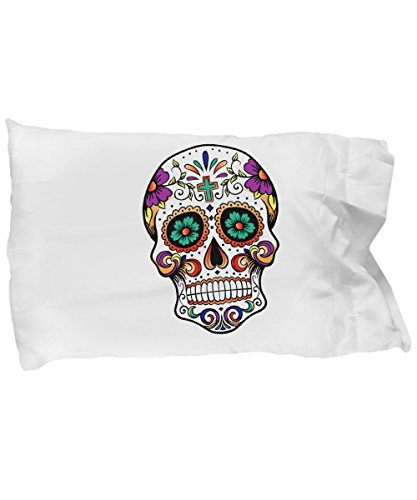Happy Halloween Home Decor Throw Pillow Case - Trick or Just Treats, Pumpkin, BOO, Sup Witches, BOO Ghost, BOO We Ain't Afraid of No Ghosts, We Ain't ()