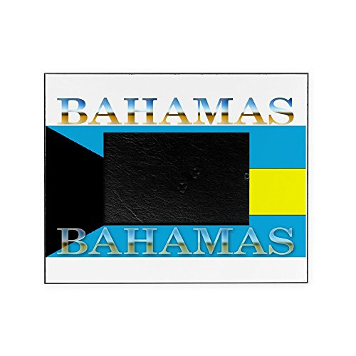 CafePress - Bahamasblack.Png - Decorative 8x10 Picture Frame by CafePress