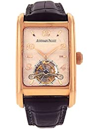Edward Piguet Mechanical-Hand-Wind Male Watch 259560R.00.D002CR.01 (Certified Pre-Owned)
