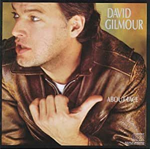david gilmour about face us import by david gilmour 1990 10 25 music. Black Bedroom Furniture Sets. Home Design Ideas