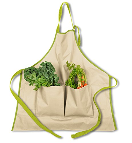 Homegrown Gourmet Harvest Apron from Homegrown Gourmet