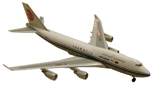 GeminiJets Air China B747-400 1:400 Scale