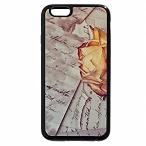iPhone 6S / iPhone 6 Case (Black) When everything fades to gray...