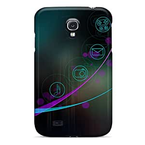 New Fashionable JmBll ScAcDdz7641UQKek Cover Case Specially Made For Galaxy S4(latest 38)