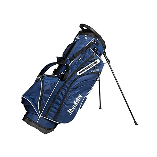 Tour Edge Men's HL3 Stand Bag, Navy - Edge Stand Bag