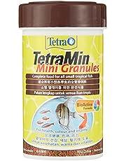 Tetra TetraMin Mini Granules Fish Food, 45g