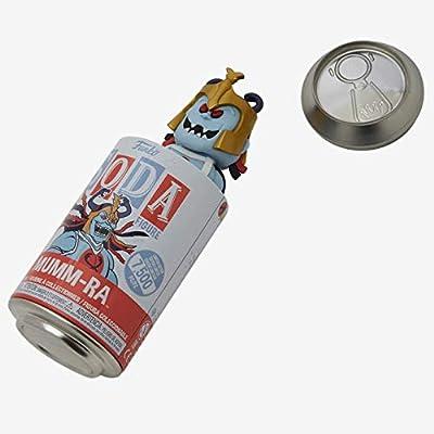 Funko 45963 Vinyl Soda: Thundercats - Mumm-Ra w/Chase Collectible Toy: Toys & Games