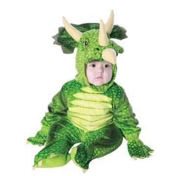 [Triceratops Costume - Medium] (Triceratops Halloween Costume)