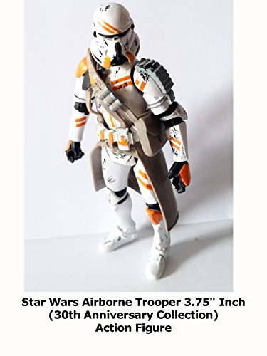 "Review: Star Wars Airborne Trooper 3.75"" Inch (30th Anniversary Collection) Action Figure"