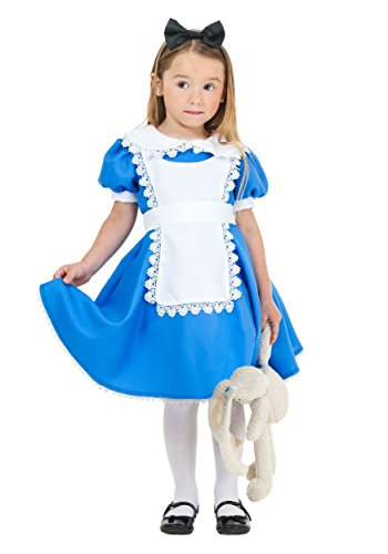 Toddler Supreme Alice Costume 2T - Cute Teenage Costumes