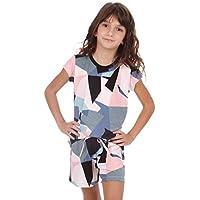 Short Doll Infantil Color Block