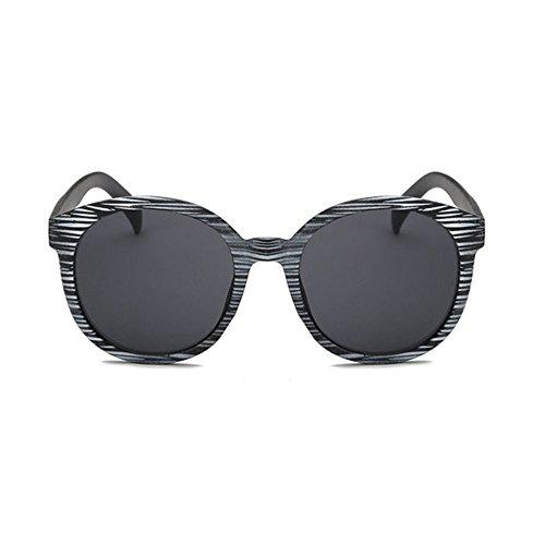 Aoligei Creux Fashion color Film hommes et femmes lunettes de soleil rétro EYrOcCKT