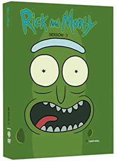 amazon com rick and morty the complete second season various
