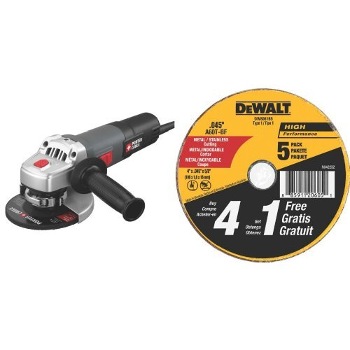 1. PORTER CABLE PC60TAG - Best Angle Grinder