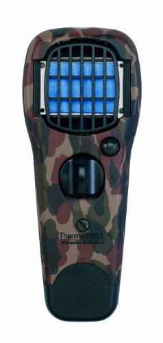 Thermacell TCELL HH CAMO UNIT w/1 REFILL MRFJ Thermacell Mosquito Repellent Camo