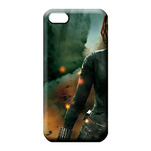 iphone 5 5s covers Snap-on Awesome Look phone carrying case cover the avengers black widow