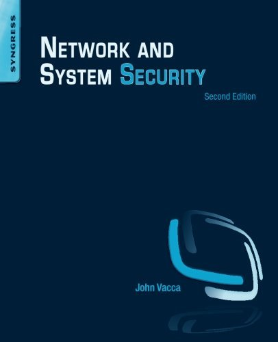 By Author Network and System Security, Second Edition (2nd Edition) PDF