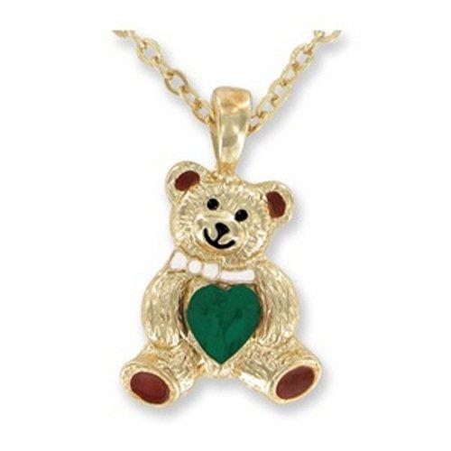 Birthstone Teddy Bear May