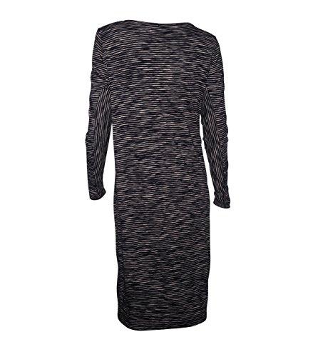 Bling Kleid Blackish gestreift Damen HUMANOID qTwa5